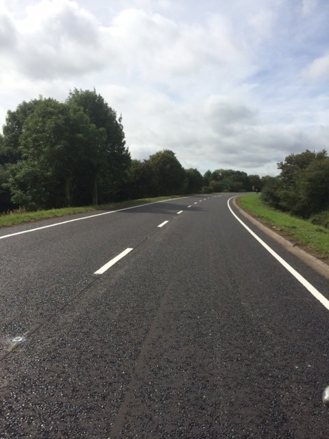 High Friction Road Surfacing