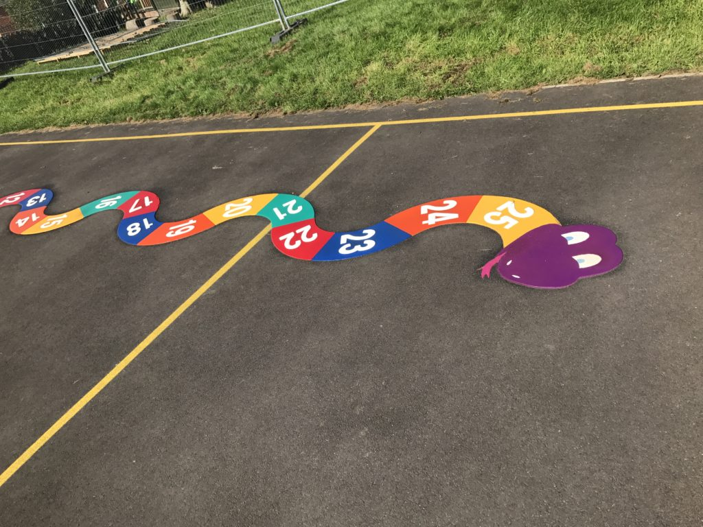Playground Marking